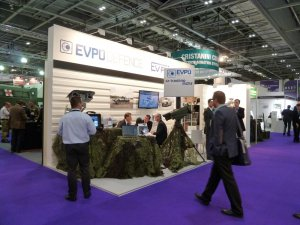 Thank you... DSEI 2013 in London
