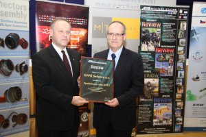 EVPU Defence - Company of the year 2012