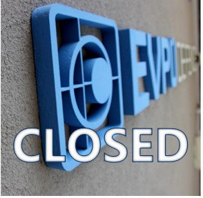 EVPÚ Defence closed