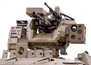 Remote-controlled weapon stations