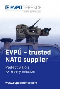 In the media: European Security & Defence publishes an article about our remote controlled weapon stations
