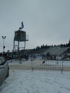 ... monitoring on the important sport event IBU OPEN EUROPEAN CHAMPIONSHIPS Biathlon 2014