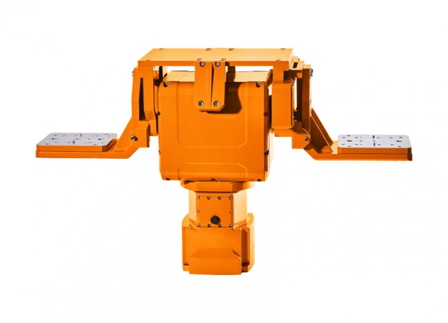MST-2/B ST - Pan and Tilt Positioner Gyro Stabilized