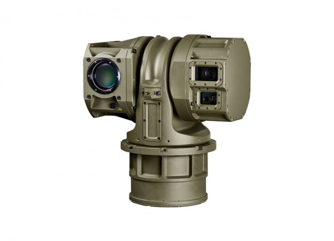 CMS-1 commander weapon station sight is a multi-sensor electro-optical system developed as a stabilized panoramic sight for various weapon stations and thermal sights